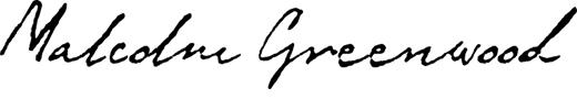 Malcolm Greenwood logo